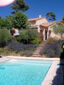 20 zwembad lavendel