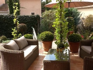 villa 19 lounge